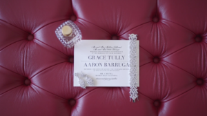 Wedding Invitation to Beverly Hills Hotel Wedding Videography